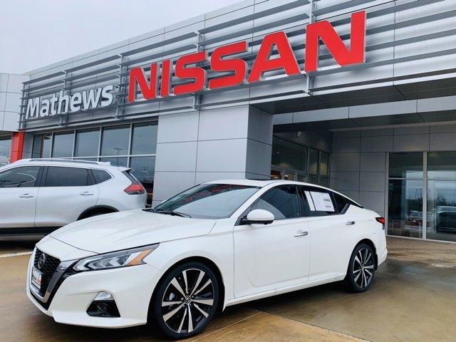 New 2019 Nissan Altima in Paris, TX