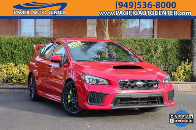 Used 2018 Subaru WRX in Fontana, CA