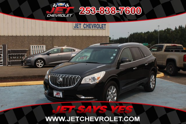 Used 2014 Buick Enclave in Federal Way, WA