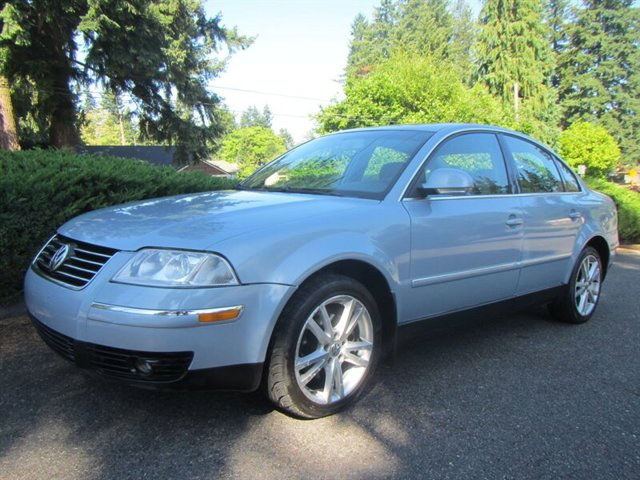 Used 2004 Volkswagen Passat Sedan GLS