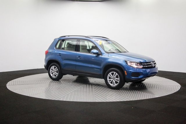 2017 Volkswagen Tiguan for sale 121578 43