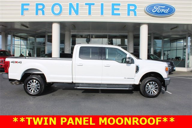 Used 2020 Ford Super Duty F-350 SRW in Anacortes, WA