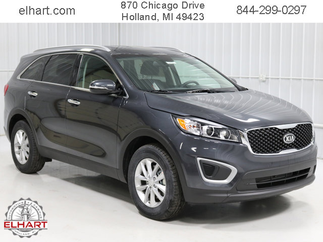New 2018 KIA Sorento in Holland, MI