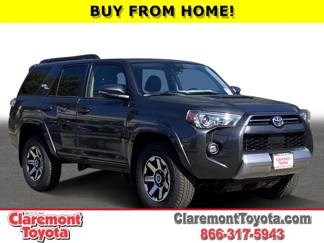 2021 Toyota 4Runner TRD Off Road Premium TRD Off Road Premium 4WD Regular Unleaded V-6 4.0 L/241 [3]