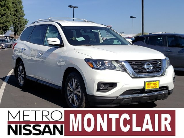 2020 Nissan Pathfinder S FWD S Regular Unleaded V-6 3.5 L/213 [0]