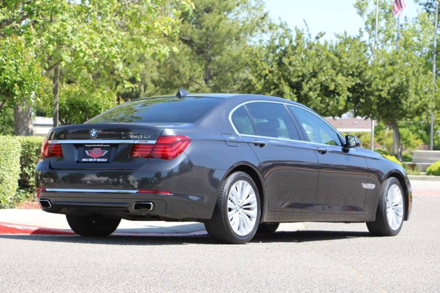 2015 BMW 7 SERIES 740Li 5