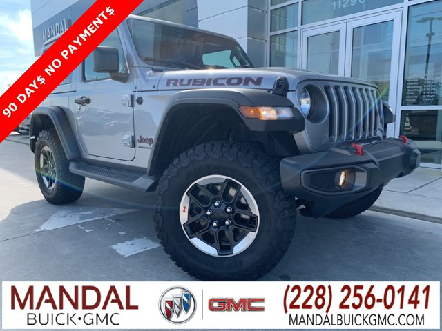 Used 2018 Jeep Wrangler in D'Iberville, MS