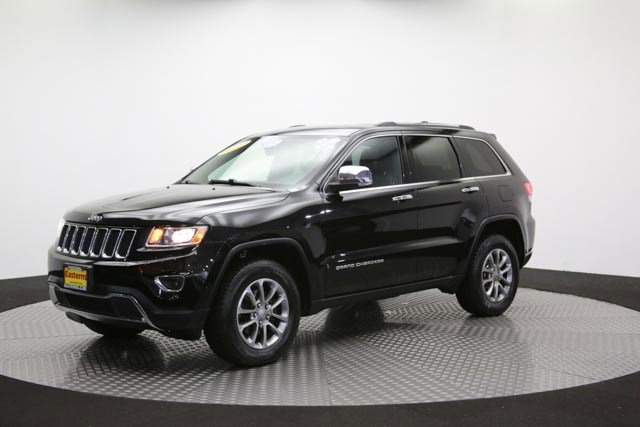 2016 Jeep Grand Cherokee for sale 122540 39
