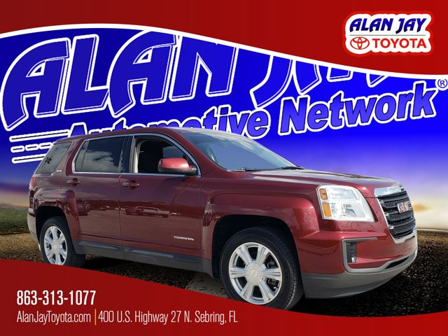 Used 2017 GMC Terrain in Sebring, FL