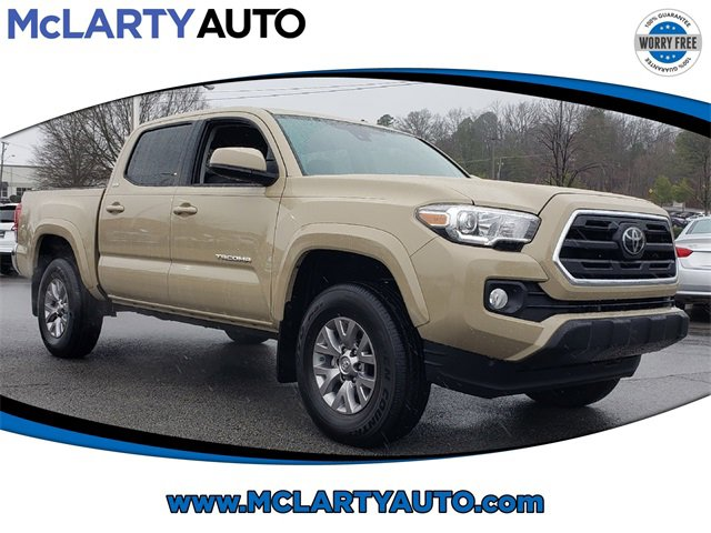 Used 2018 Toyota Tacoma in Little Rock, AR