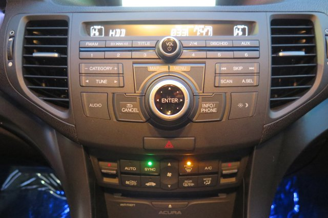 2012 Acura TSX 4dr Sdn I4 Auto Tech Pkg