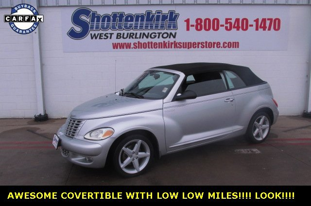 Used 2005 Chrysler PT Cruiser in West Burlington, IA