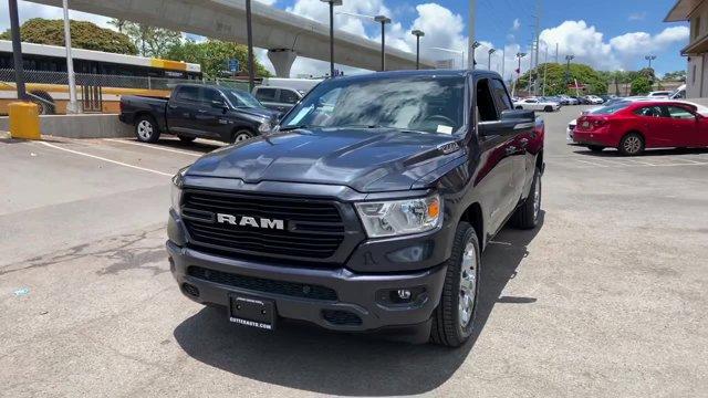 "2021 Ram 1500 Big Horn 4x2 Quad Cab 6'4"" Box"