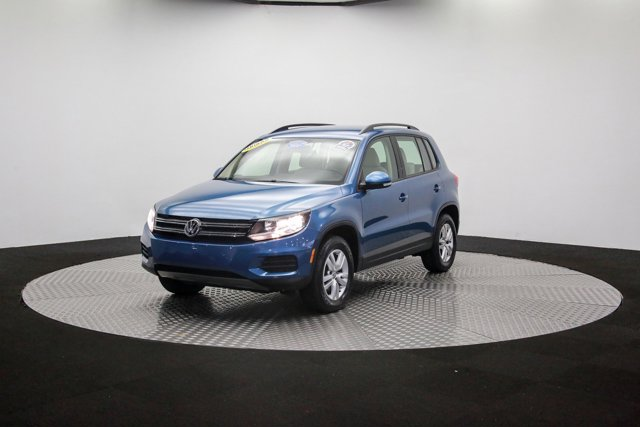 2017 Volkswagen Tiguan for sale 121578 50