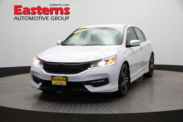 2016 Honda Accord for sale 123701 0