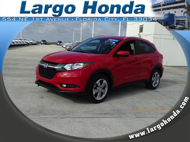 Used 2017 Honda HR-V in Florida City, FL