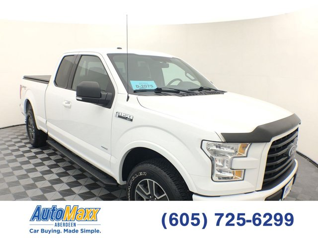 Used 2015 Ford F-150 in Lemmon, SD