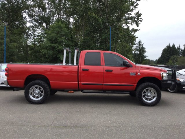 Used 2007 Dodge Ram 3500 4WD Quad Cab 140.5 SRW SLT