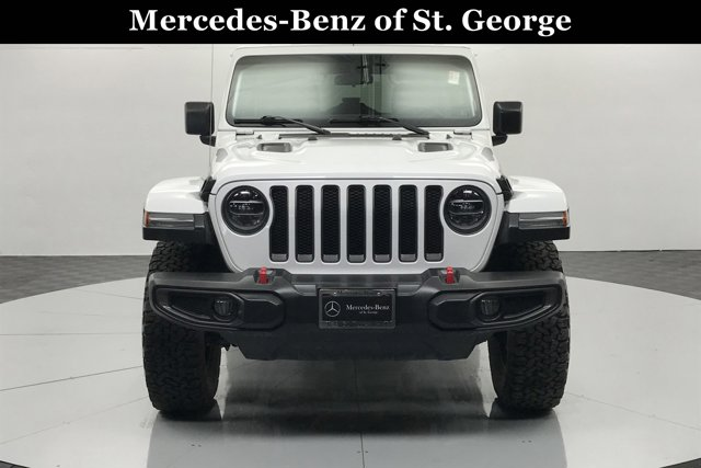 Used 2018 Jeep Wrangler Unlimited Rubicon