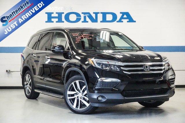 Used 2017 Honda Pilot in Cartersville, GA
