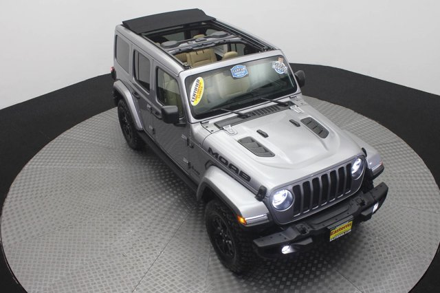 2019 Jeep Wrangler Unlimited for sale 125561 2