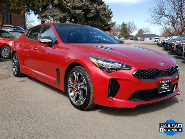 Used 2018 KIA Stinger in Fort Collins, CO