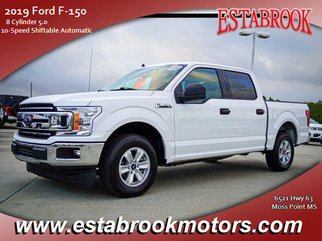 Used 2019 Ford F-150 in Moss Point, MS