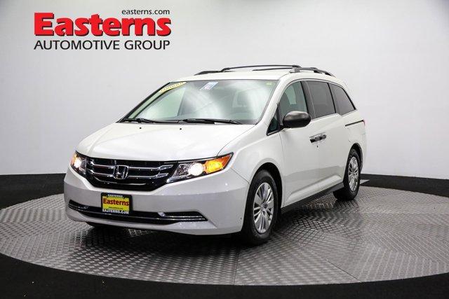 2016 Honda Odyssey LX Mini-van, Passenger