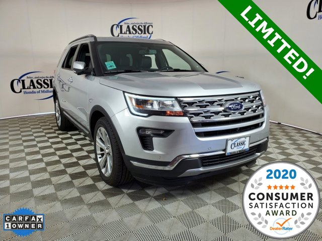 Used 2019 Ford Explorer in Midland, TX