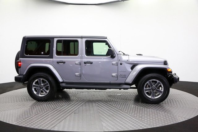 2019 Jeep Wrangler Unlimited for sale 124006 3