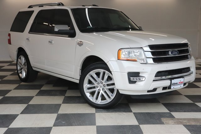 Used 2017 Ford Expedition in Paris, TX