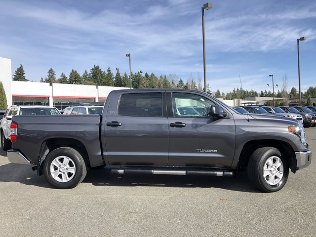 Used 2018 Toyota Tundra 4WD SR5 CrewMax 5.5' Bed 4.6L
