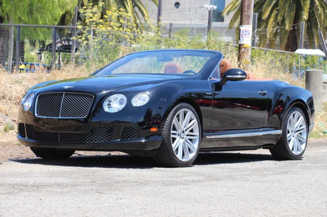 2014 BENTLEY CONTINENTAL GT SPEED Speed 11