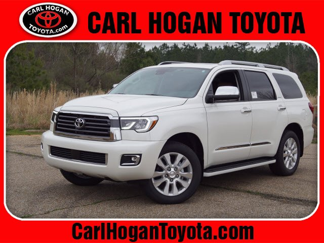New 2020 Toyota Sequoia in Columbus, MS