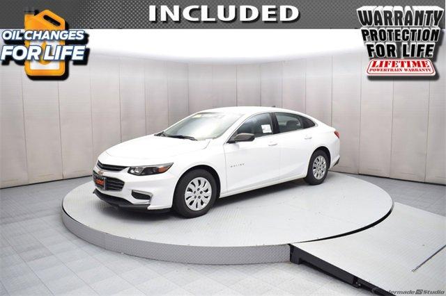 New 2017 Chevrolet Malibu in Sumner, WA