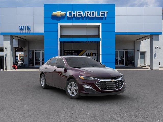 2020 Chevrolet Malibu LS 4dr Sdn LS w/1LS Turbocharged Gas I4 1.5L/91 [13]