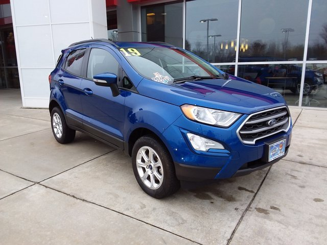 Used 2019 Ford EcoSport in Lexington Park, MD