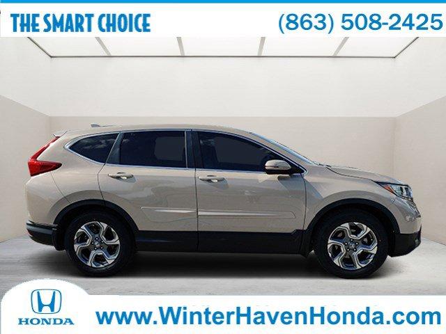 Used 2017 Honda CR-V in Winter Haven, FL