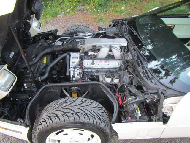 Used 1988 Chevrolet Corvette