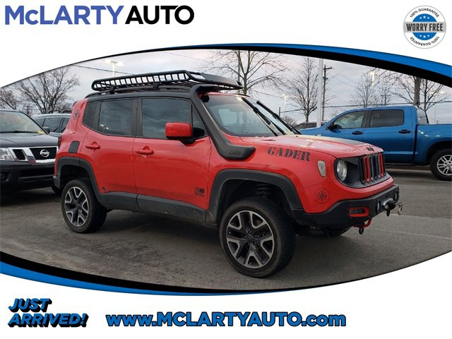 Used 2016 Jeep Renegade in North Little Rock, AR
