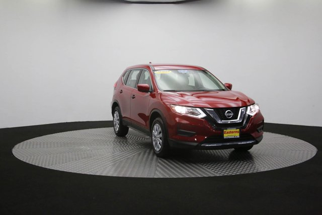 2017 Nissan Rogue for sale 125264 44