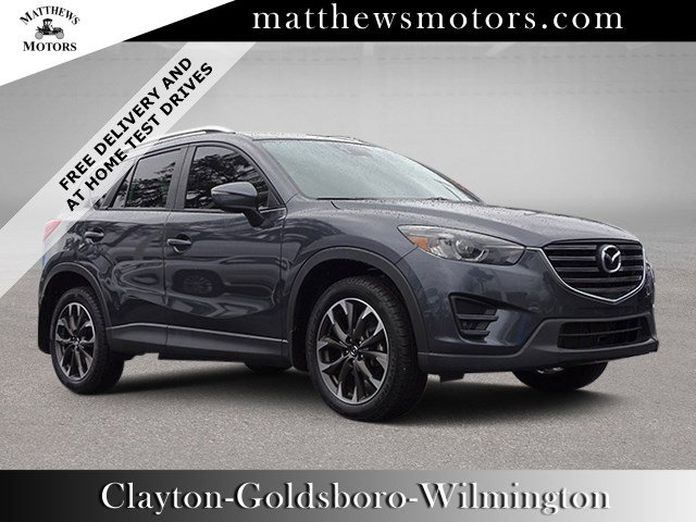 2016 Mazda CX-5 Grand Touring AWD w/ Nav & Sunroof