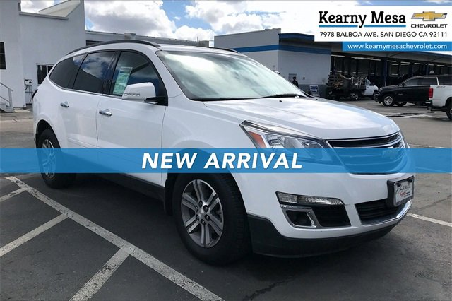Used 2017 Chevrolet Traverse in San Diego, CA