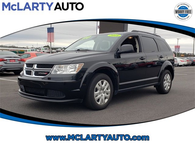 Used 2018 Dodge Journey in North Little Rock, AR