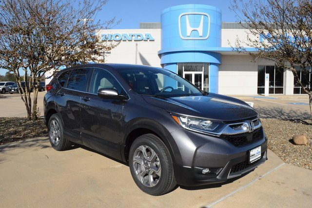 New 2019 Honda CR-V in Paris, TX