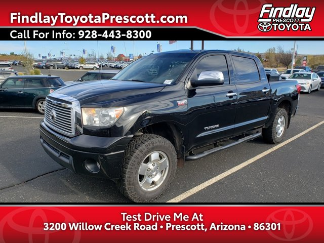 2012 Toyota Tundra LTD CrewMax 5.7L V8 6-Spd AT LTD Gas V8 5.7L/346 [3]