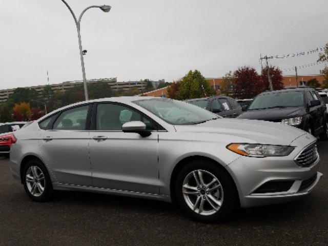 Used 2018 Ford Fusion in Chattanooga, TN