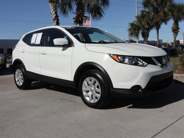 Used 2019 Nissan Rogue Sport in Venice, FL