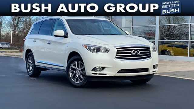 2015 INFINITI QX60 AWD 4dr Premium Unleaded V-6 3.5 L/213 [0]