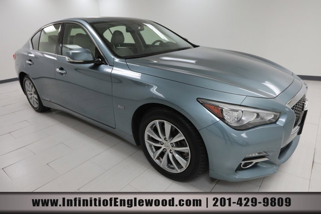 2017 INFINITI Q50 3.0t Premium 3.0t Premium RWD Twin Turbo Premium Unleaded V-6 3.0 L/183 [5]